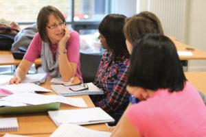 Social work practice education