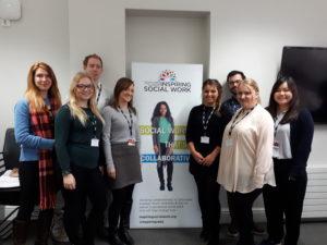 partnership in social work