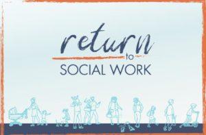Hyperlink to Return to Social Work website
